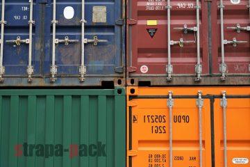 Strapa-pack Containerregen