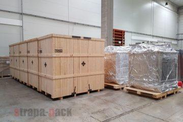 Strapa-pack Schutzverpackung